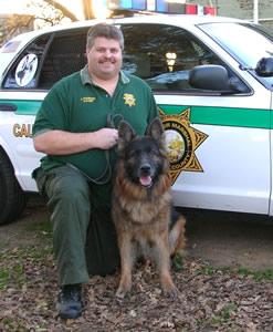 Utz – Partner of Officer Thompsen