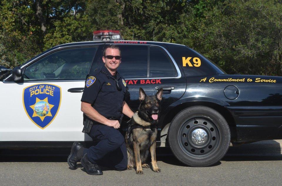 Officer Kevin Tonn EOW 1/15/2013