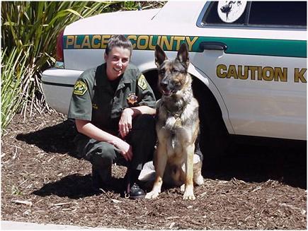 Officer Darci Gibbs